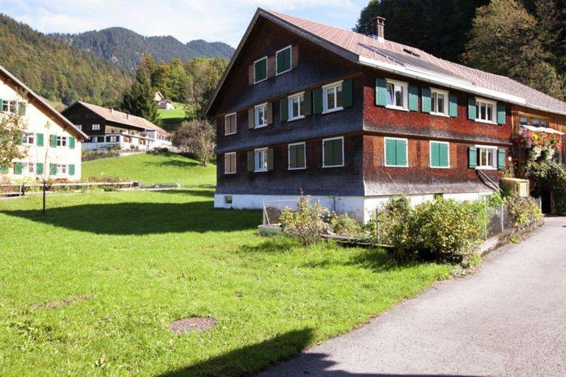 Bizau im bregenzerwald apartments for Immobilien oostenrijk